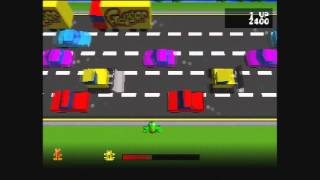 Lets play frogger part 3: GAME OVER!