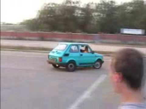 Reversing car!