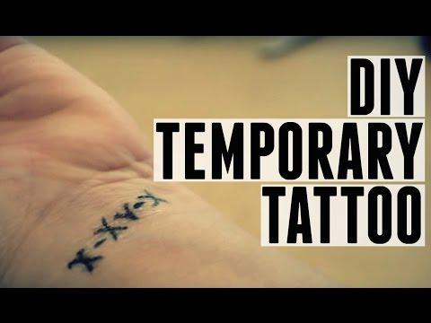 custom-temporary-tattoo-|-diy