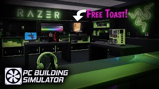 The Razer PC Workshop DLC | New Peripherals | PC Building Simulator