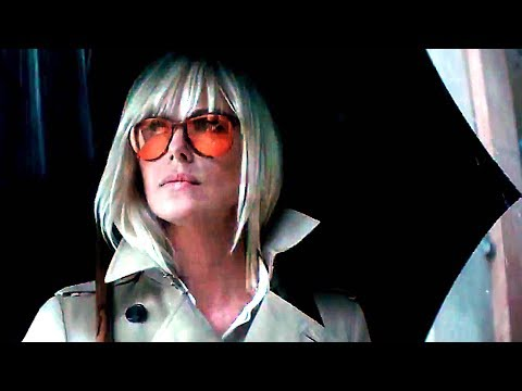 ATOMIC BLONDE streaming VF Finale (Charlize Theron, James McAvoy)