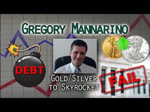 FED buying Stocks is only reason Market is up, Pushing Inflation - Gregory Mannarino Interview