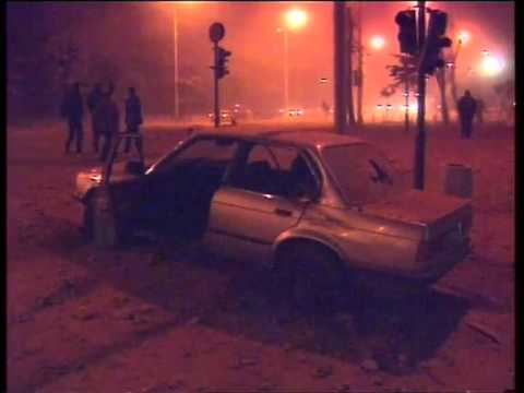 NATO Bombing of Serbia 1999