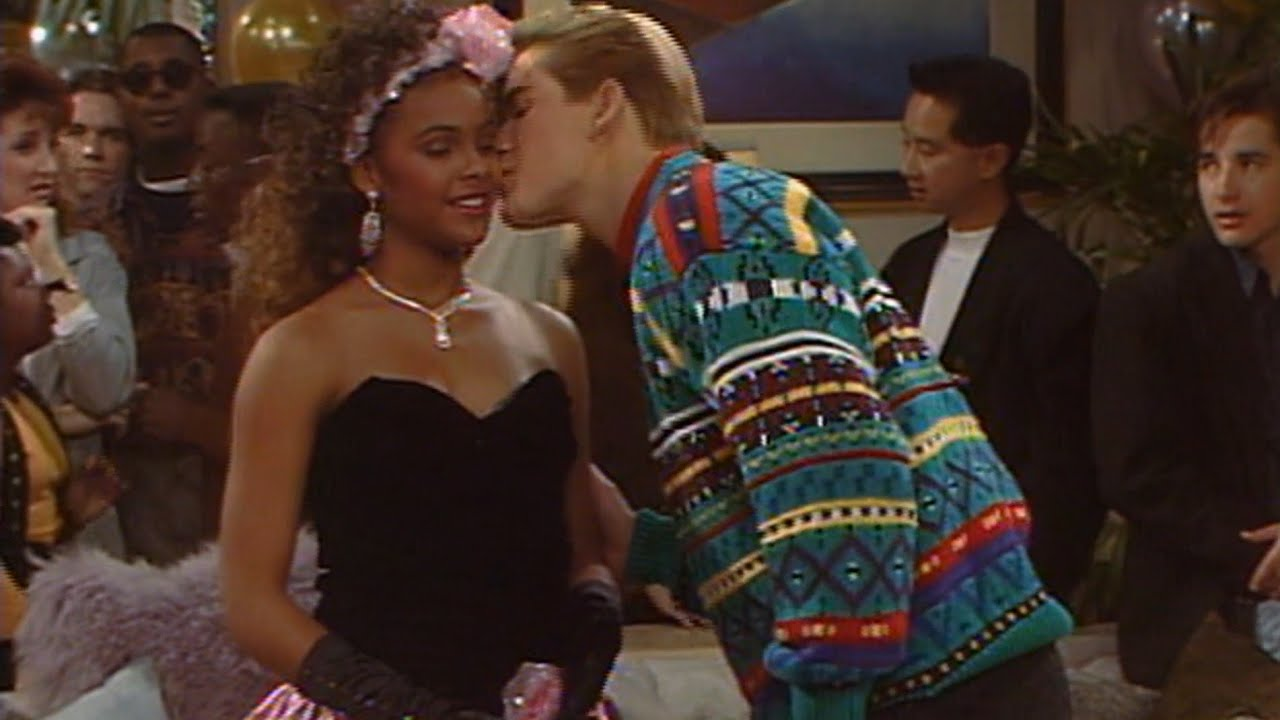 Download Zack Morris and Lisa Turtle scenes