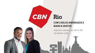 CBN Rio - 24/06/2021