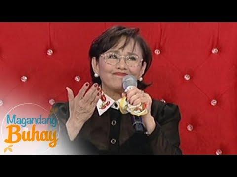 Magandang Buhay: Why Vilma became emotional