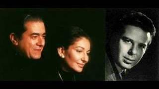 Callas, Di Stefano & Panerai - O Soave Fanciulla