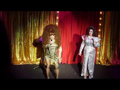 Drag Queens of Comedy LA - Heklina & Peaches Christ