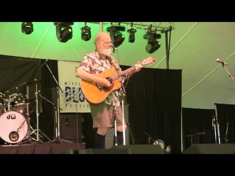 "Valdy "" Rolling North on Highway 63"" @ Bluesfest Kitchener"