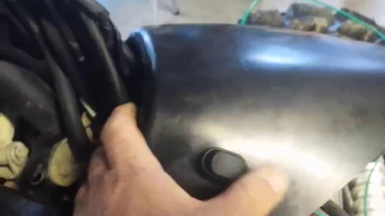 Rincon 650 Radiator Fan Over Ride