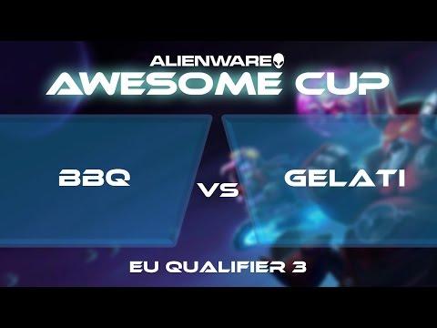 BBQ vs Gelati - Awesome Cup #2 - Q5