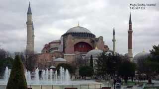 Hagia Sophia, Istanbul, 532-37