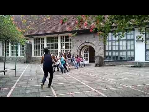 Ghea  Youbi And Ayundi Dance Crew 120618