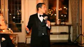 one of the funniest best man wedding speeches ever