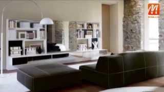 Дизайн интерьера модерн, спальни современные, B&B Italia(, 2013-12-06T15:10:41.000Z)