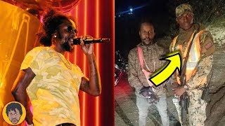 Popcaan Approve This Soldier Youth Jahshane From Jamaica