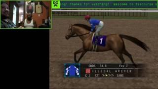 Gallop Racer 2006 Twitch Stream 10/4/16