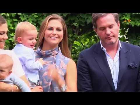 Chris O'Neill och Madeleine vill ha fler barn