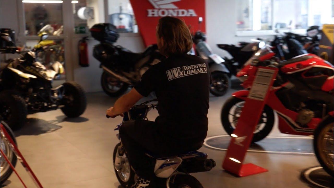 Motorrad Waldmann