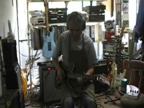 Valley Arts USA  Larry Carlton ファインギターズ店長DEMO