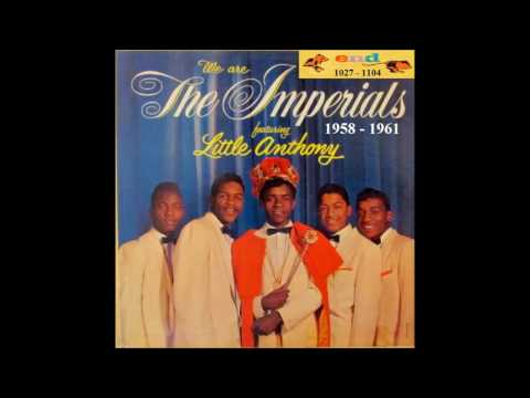 Little Anthony & The Imperials - End 45 RPM Records - 1958 - 1961