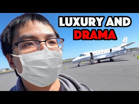 THE PRIVATE JET EXPERIENCE