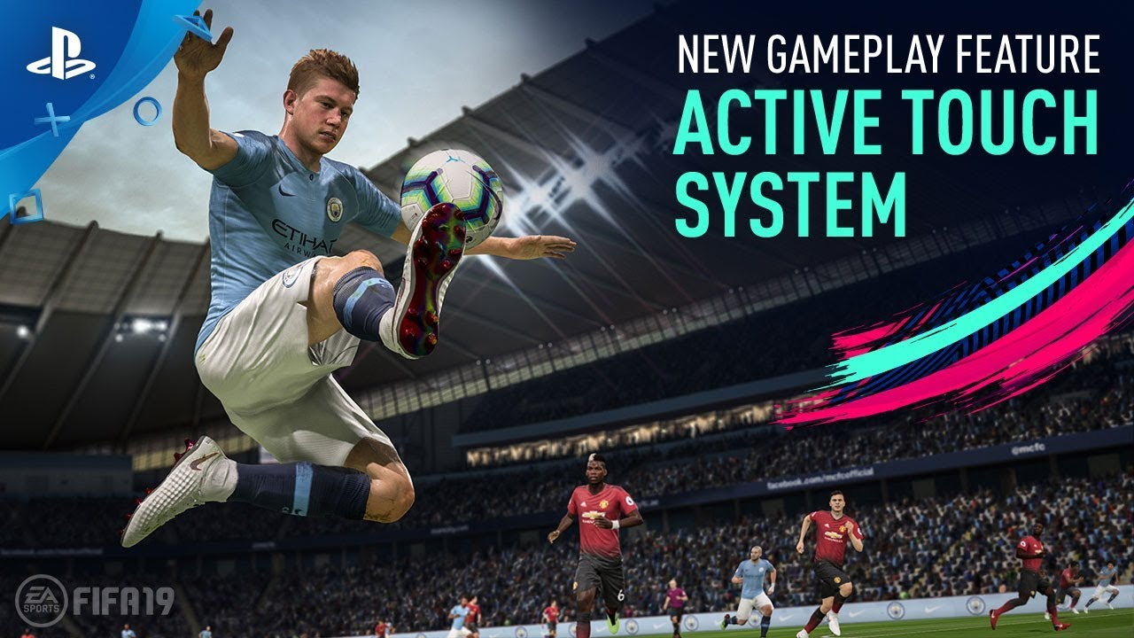 FIFA 19 - Active Touch System video