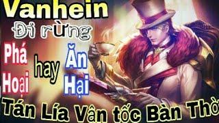 Lâm Tặc Funny Gaming Tv vác Vanhein đi rừng ăn mừng 100k Subcribe! Cảm ơn mọi người rất nhiều nha 😍