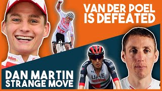 Mathieu Van Der Poel's ABSURD Winning Streak Ends (Arctic Race Norway)! Dan Martin LEAVES Team UAE!
