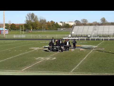 Thornton Township High School Drumline 2015