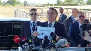 Bolsonaro x Imprensa