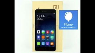 Flyme Os Redmi Note 2