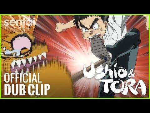 Ushio & Tora Official English Dub Clip