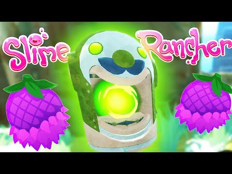 CRACKING KOOKADOBA FRUIT! - The Wilds Update! -  New Slime Rancher Gameplay