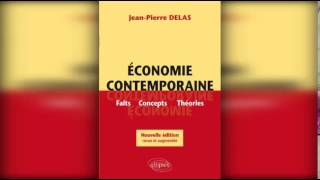 Gambar cover ɉconomie contemporaine  Faits, Concepts, Théories de Jean Pierre Delas