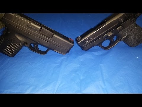 M And P Shield Vs Xds Ruger LC9s vs S&W ...