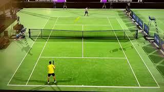 Virtua tennis 4 xbox 360 gameplay