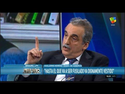 Guillermo Moreno en America 2 05/11/17