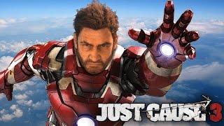 Just Cause 3 - IRON MAN 2.0 Tamil Gaming