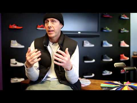 Nike Talent Presents: Day in the Life with Nike Design / Andreas Harlow