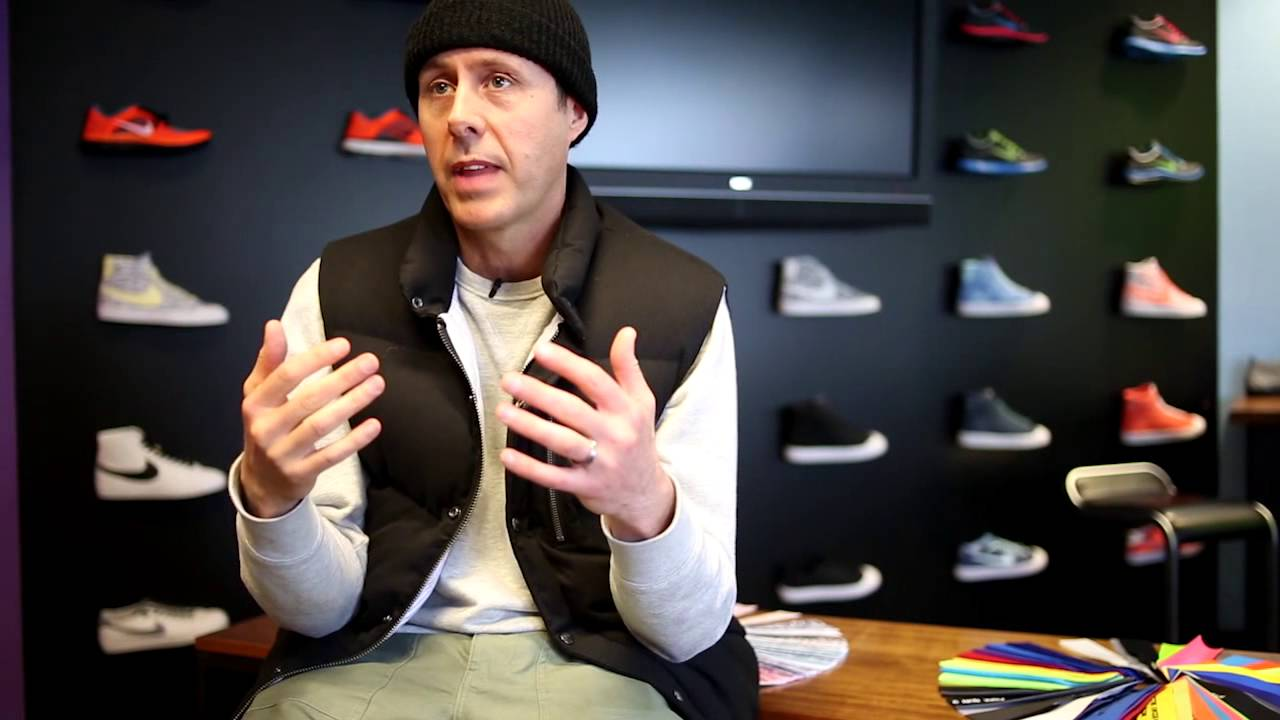 an introduction to the nike company