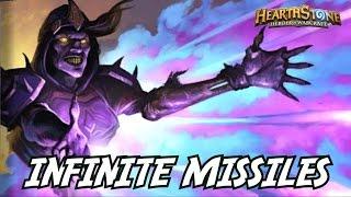 Hearthstone Kibler Infinite Arcane Missiles