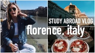 Weekend in Florence! | Study Abroad Vlog