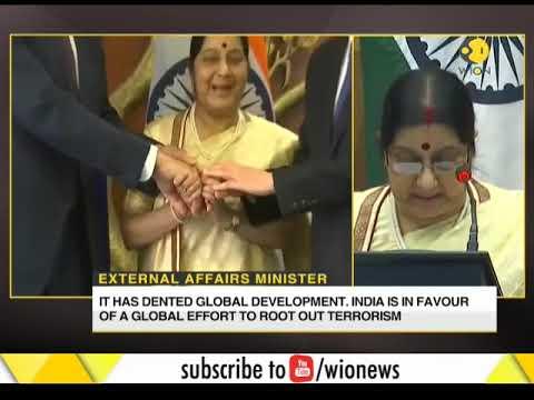 India, China, Russia anti-terror stand