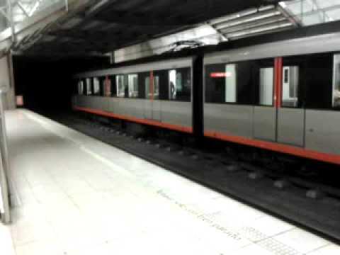 Metro Bilbao en San Mamés