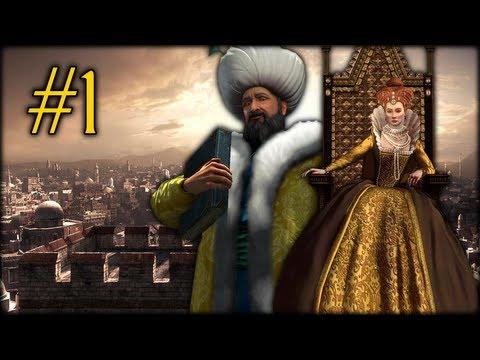 Civilization V - Bad Morocco - Ep. 1 w/ The Shiny Emerald |