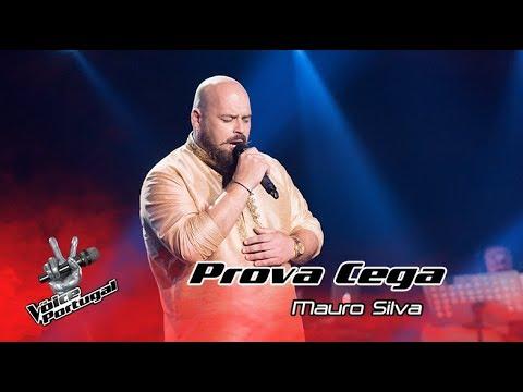 "Mauro Silva - ""Time to say goodbye"" | Prova Cega | The Voice Portugal"