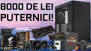 UN PC DE 8000 DE LEI PE CARE NU FACI DOAR GAMING! thumbnail
