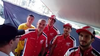 #partiufaxinal Equipe Honda (Kale, Ektor Assunção, Luca Dunkan, Mateus e Salazar)