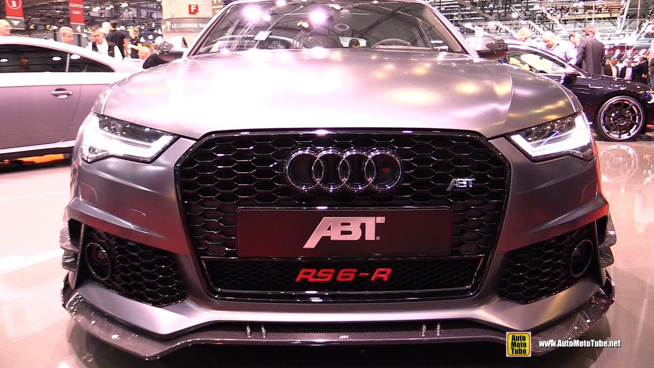 2015 audi rs6 r avant by abt exterior walkaround 2015 geneva motor show youtube. Black Bedroom Furniture Sets. Home Design Ideas